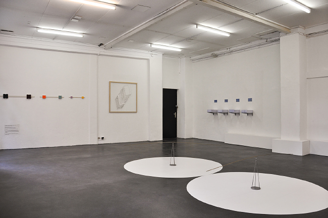 SPAZIENNE +N3 distanza, visione della mostra, 29 marzo - 25 aprile 2015, Sonnenstube Offspace, Via Luigi Canonica 12, 6900 Lugano (CH)