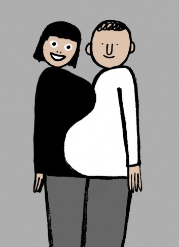 Jean Jullien, Couple