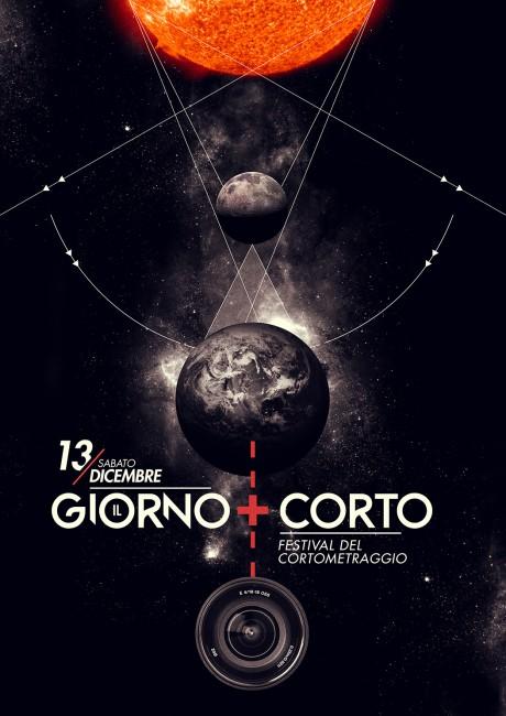 manifesto de IL GIORNO + CORTO http://www.cortoimolafestival.it/