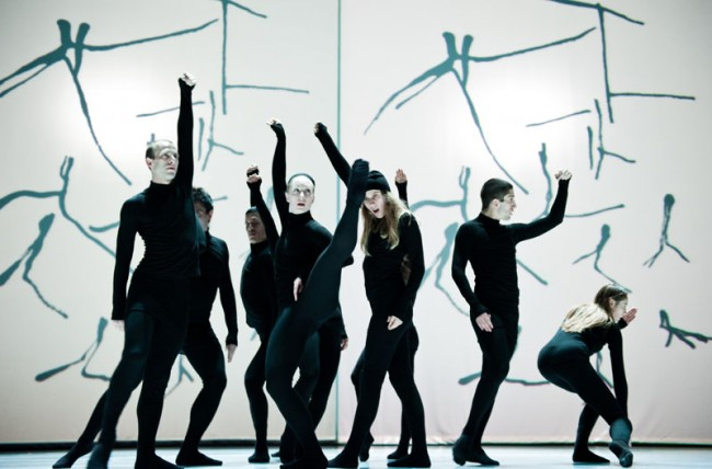 Compagnia Marie Chouinard, Henri Michaux: Mouvements, 2011