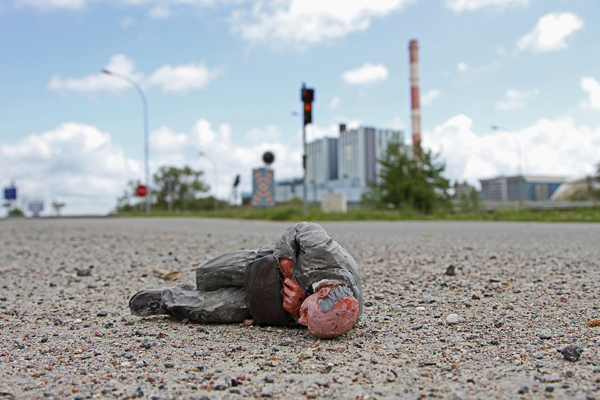 Isaac Cordal. Courtesy of the artist