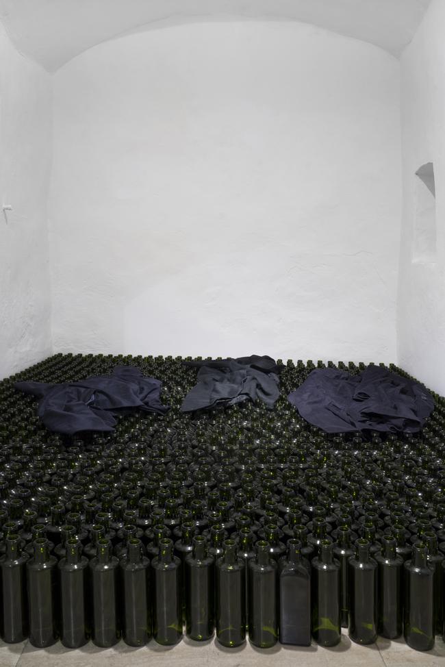 Jannis Kounellis 2015 Senza titolo Courtesy the artist e Galleria Continua -San Gimignano,Beijing, Les Moulins Foto Ela Bialkowska, OKNO STUDIO