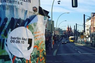Internationales Literaturfestival, festival della letteratura di Berlino