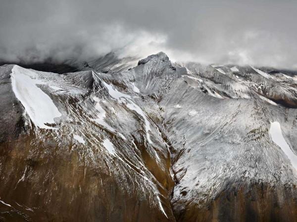 Parco del Monte Edziza n. 1 Columbia Britannica, Canada 2012 © Edward Burtynsky / courtesy Admira, Milano