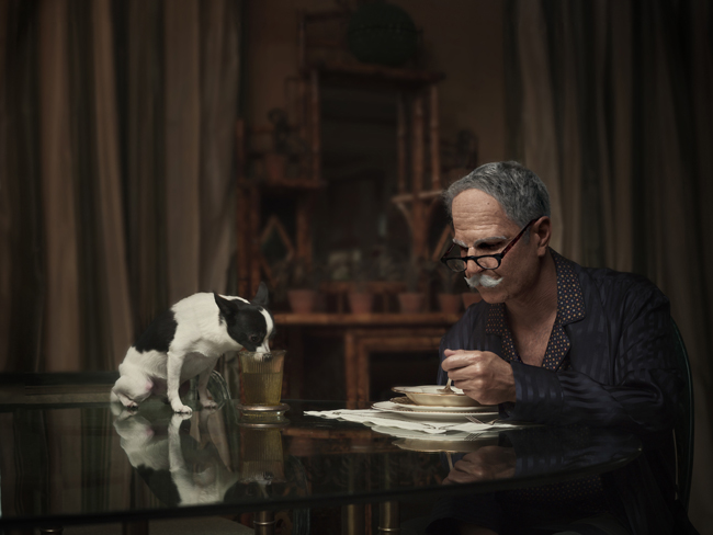 Phillip Toledano, Maybe