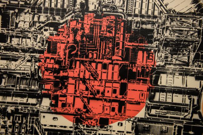 NEVERCREW (Square 23 Art Gallery)