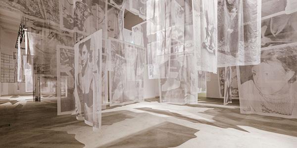 Christian Boltanski. DOPO, Fondazione Merz 2015 Photo Andrea Guermani