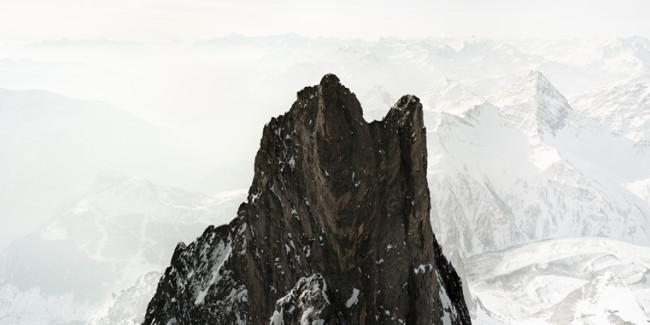 Francesco Jodice, Mont Blanc, Just Things, #008, 2014