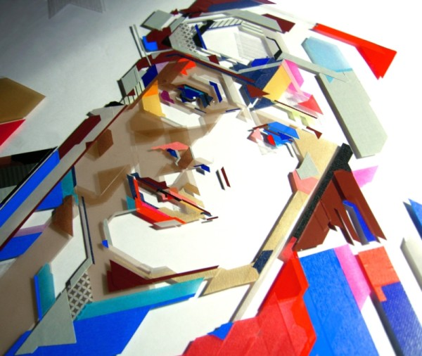 No Curves, Amelia Earhart, 2015 (dalla mostra Exp(l)oration, 2015, Milano, Museo della Scienza e della Tecnologia Leonardo da Vinci)