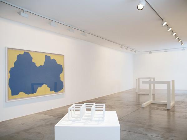 Sol LeWitt, le opere in mostra alla Cradi Gallery di Milano. Courtesy: la galleria. Photo credit: Elena Bodecchi