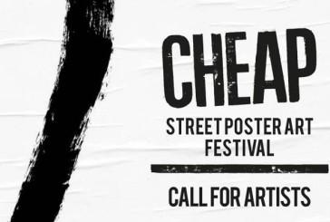 Cheap: lanciata la call for artists del 2016