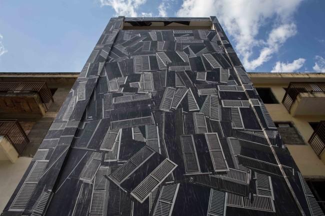 Sbagliato, Catanzaro, ALT!rove Street Art Festival 2015