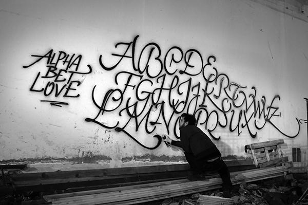 Luca Barcellona, AlphabetLove. Foto Andrea Boscardin
