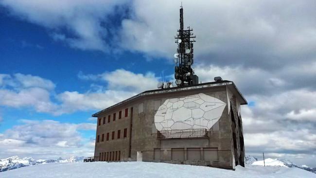 Andreco, Nevegal-Belluno, Dolomiti Contemporanee 2013