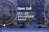 COLLIDE: residenza per artisti al CERN