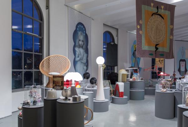 W. Women in Italian Design allestimento mostra © Gianluca Di Ioia - La Triennale