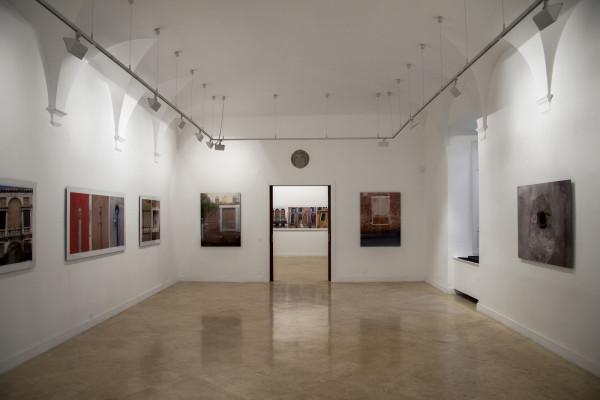 Antoni Muntadas, Protocolli e Derive Veneziani, visione della mostra 2016, Real Academia de España en Roma