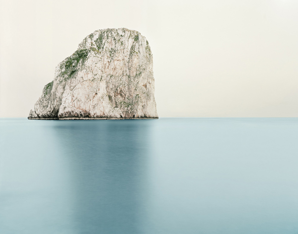 Francesco Jodice, Capri, The Diefenbach Chronicles, #003, 2013