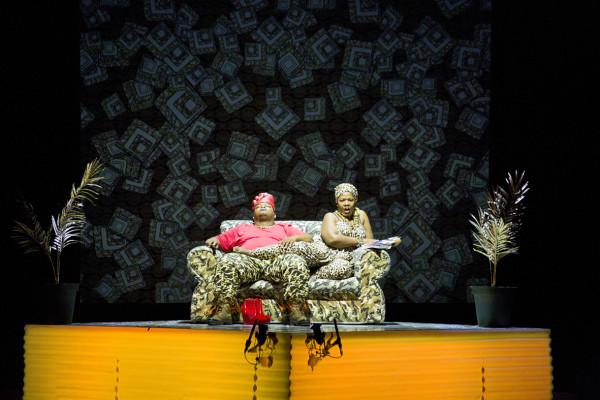Brett Bailey, Macbeth, Festival Teatro di Napoli 2016