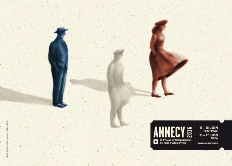 festival di Annecy 2016