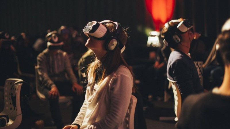 photo: VrCinema per film a 360°