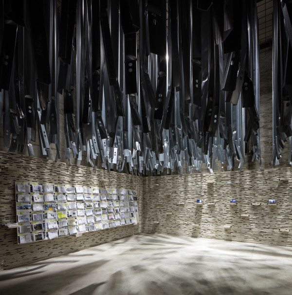 15. Mostra Internazionale di Architettura – La Biennale di Venezia. REPORTING FROM THE FRONT a cura di Alejandro Aravena, Photo by: Francesco Galli. Courtesy of: La Biennale di Venezia