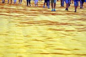 Christo. Riflessioni finali su The Floating Piers