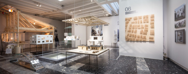 JAPAN, en : art of nexus. 15. Mostra Internazionale di Architettura - La Biennale di Venezia, REPORTING FROM THE FRONT. Photo by: Francesco Galli. Courtesy: La Biennale di Venezia