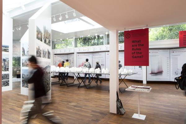 The FAR Game: Constraints Sparking Creativity, Padiglione Corea, 15. Mostra Internazionale di Architettura. Photo by: Francesco Galli. Courtesy: La Biennale di Venezia