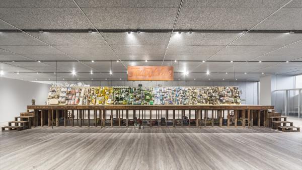 Theaster Gates: True Value Immagini della mostra, 2016 Fondazione Prada, Milano. Foto Delfino Sisto Legnani Studio. Courtesy Fondazione Prada