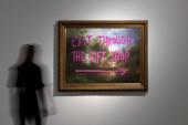 Banksy a Roma: Guerra, Capitalismo & Libertà
