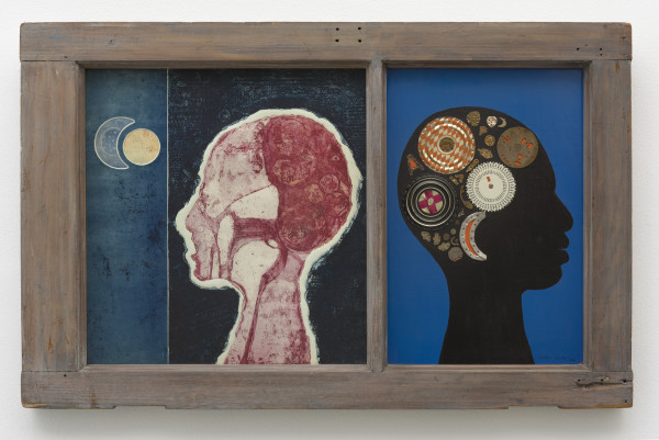 - Betye Saar, The Phrenologers Window II, 1966 fondazione Prada