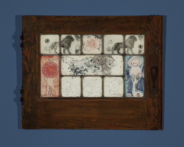 2 - Betye Saar, Mystic Window for Leo, 1966 Fondazione Prada