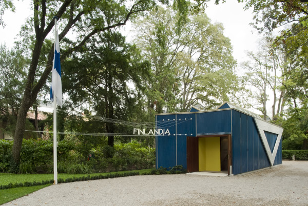 Aalto Pavilion - Museum of Finnish Architecture - photo Ugo Carmeni
