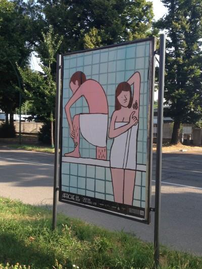 Jean Jullien, Cremona, Affiche 2015