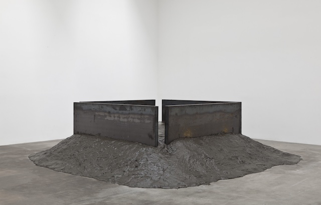 Kishio Suga, Soft Concrete, 1970/2016