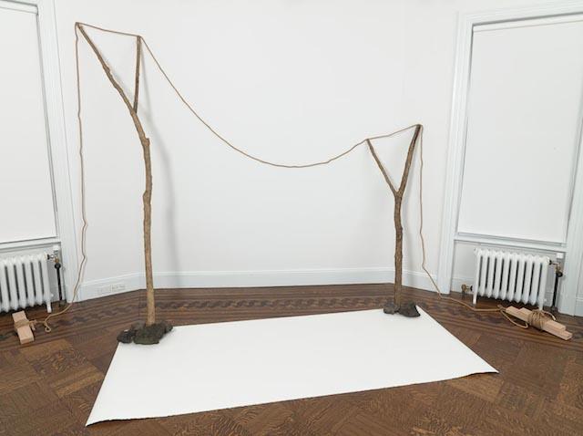 Kishio Suga, Continuous Existence-HB, 1977/2016