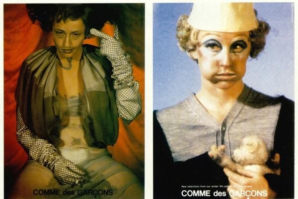 Cindy Sherman ad campaign (1994) - ©Comme des Garçons