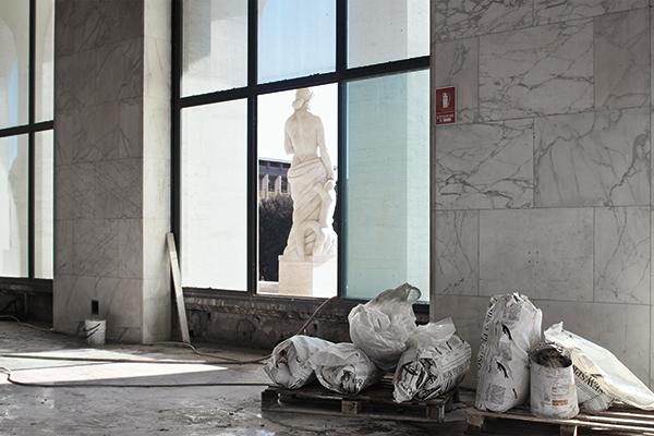 Guy Tillim, Roma città di mezzo, 2009