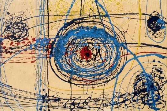 Tancredi, l'artista di Peggy Guggenheim
