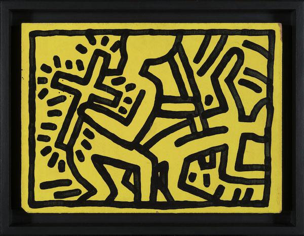04 - Keith Haring