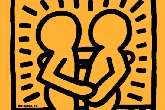 Cover Story. Keith Haring