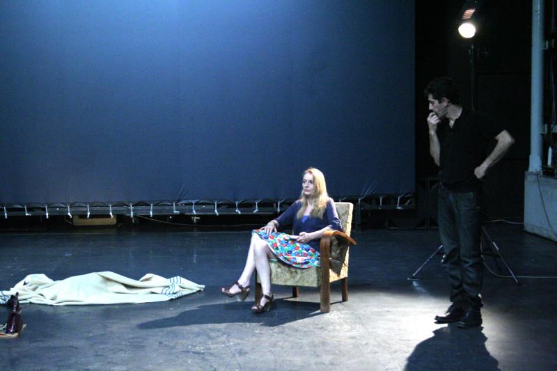 Reality, Deflorian-Tagliarini, 2017, Teatro Florian. Ph. Filipe Viegas
