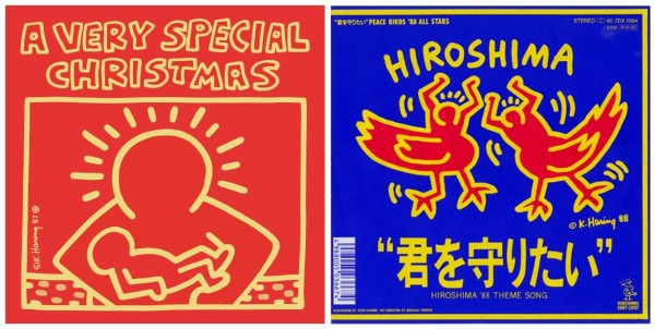A Very Special Christmas (A&M Records, 1987); Hiroshima '88 Theme Song (Polydor, 1988)