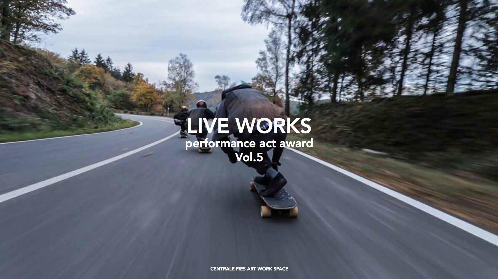 LIVE WORKS 2017