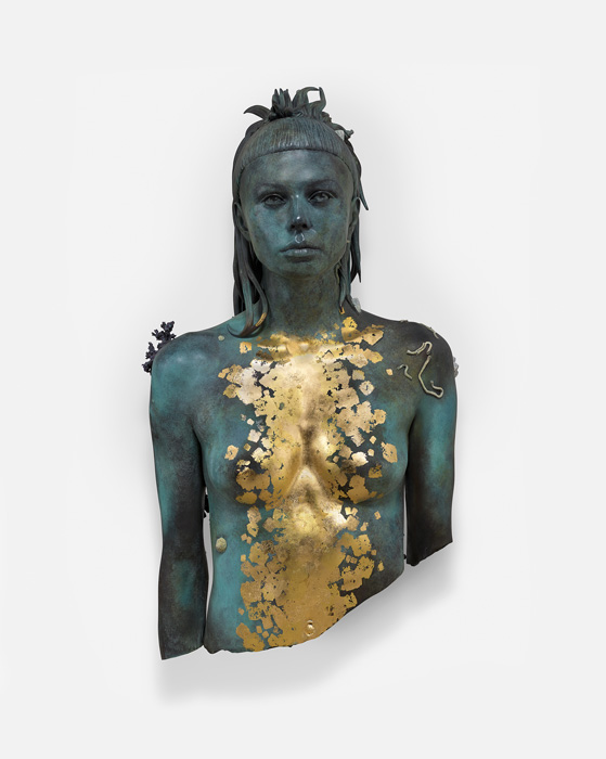 Damien Hirst, Aspect of Katie Ishtar ¥o-landi Image: Photographed by Prudence Cuming Associates © Damien Hirst and Science Ltd. All rights reserved, DACS/SIAE 2017