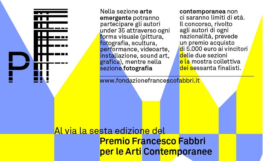 Premio Francesco Fabbri 2017
