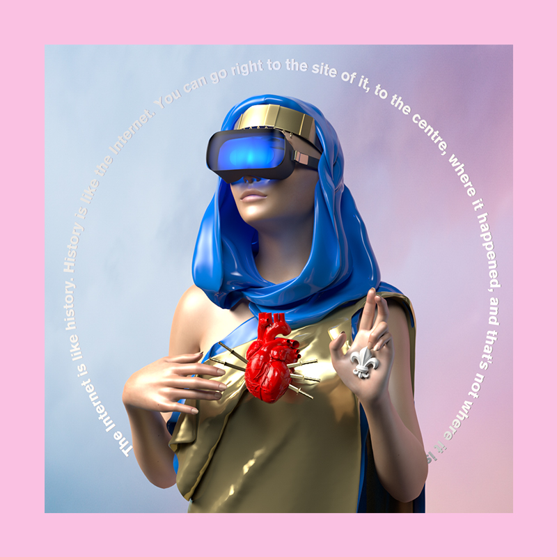 Fifth dimension, Meduse, room Fame&Hype, Internet Famus 2017