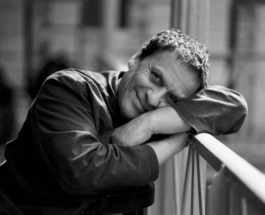 Azzedine Alaïa, Photo by Gilles Bensimon. Courtesy of Azzedine Alaia Press Office