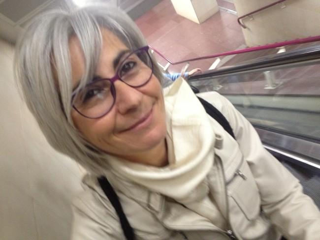 Simonetta Fadda, studiosa di linguaggi audiovisivi, artista, traduttrice e docente all'Accademia di Brera e alla Civica Scuola di Cinema di Milano.